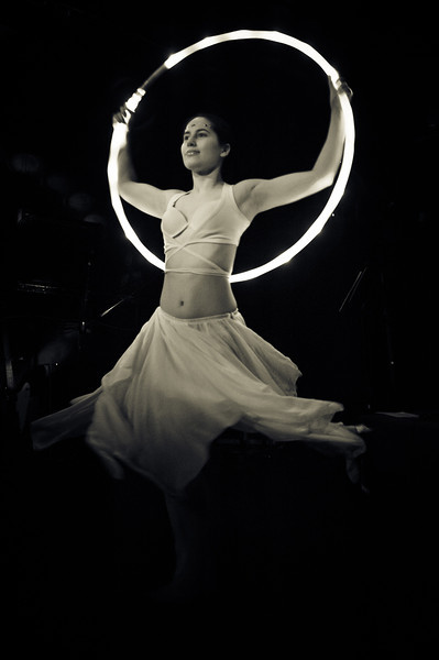 hula hoop stage performance david st george photography documentary