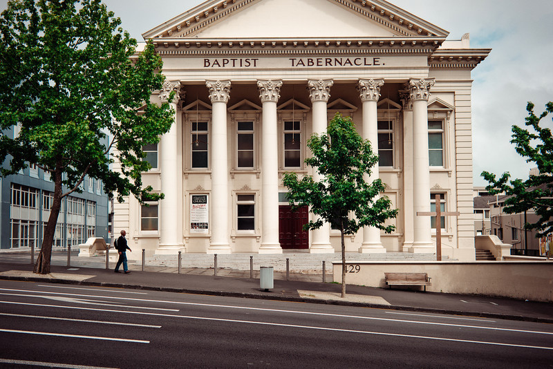 baptist tabernacle photo auckland queen st photography david st george