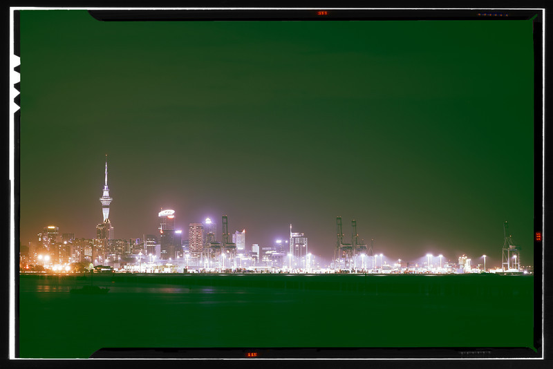 auckland city lights nikon d700 night exposure david st george photography photograph image alien skin