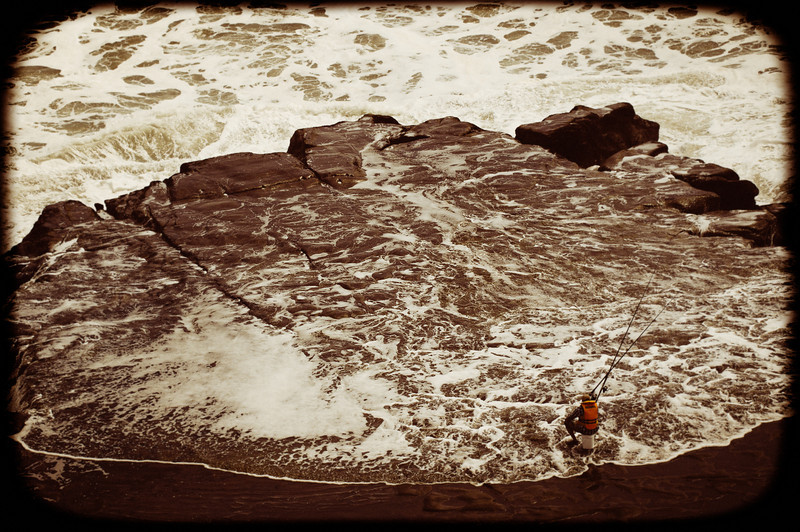 muriwai fishing david st george documentary photography