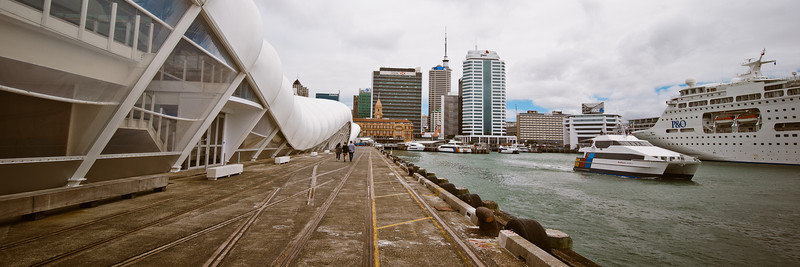 queens wharf auckland cloud anniversary weekend david st george documentary photography image