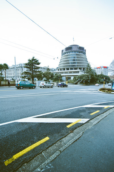 beehive wellington new zealand landscape photography david st george