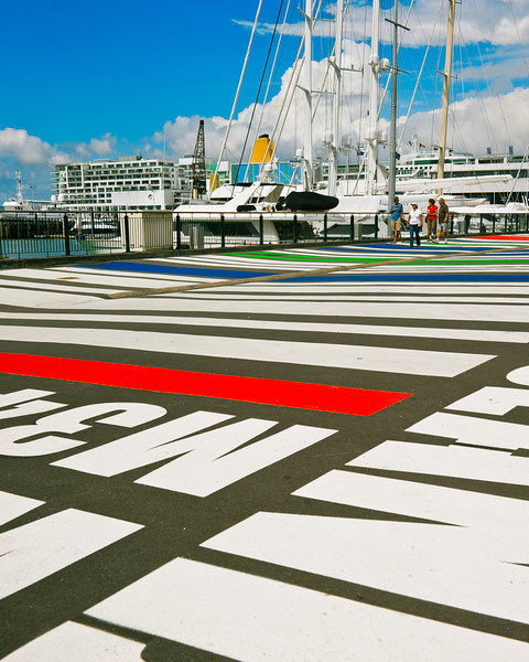 wynyard quarter auckland landscape photography david st george documentary alien skin nikon